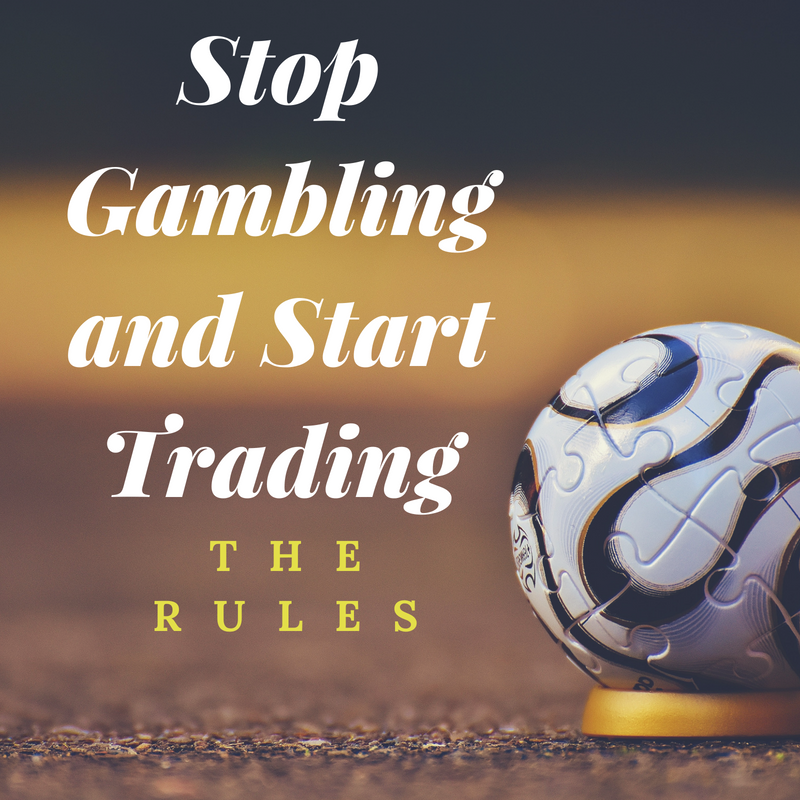 MAX LOSS: STOP TRADING!!! FOLLOW YOUR RULES!!! - …